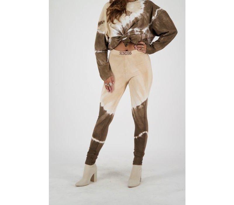 Reinders Pants leggin Tie Dye W1200T