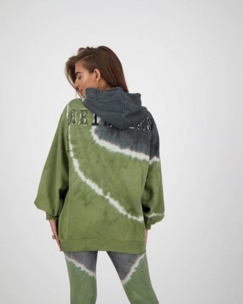 REINDERS Reinders Hoodie Tie Dye W2052T