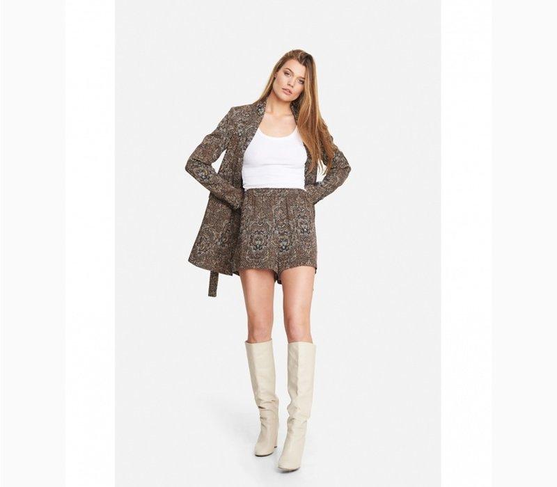 Alix animal shorts