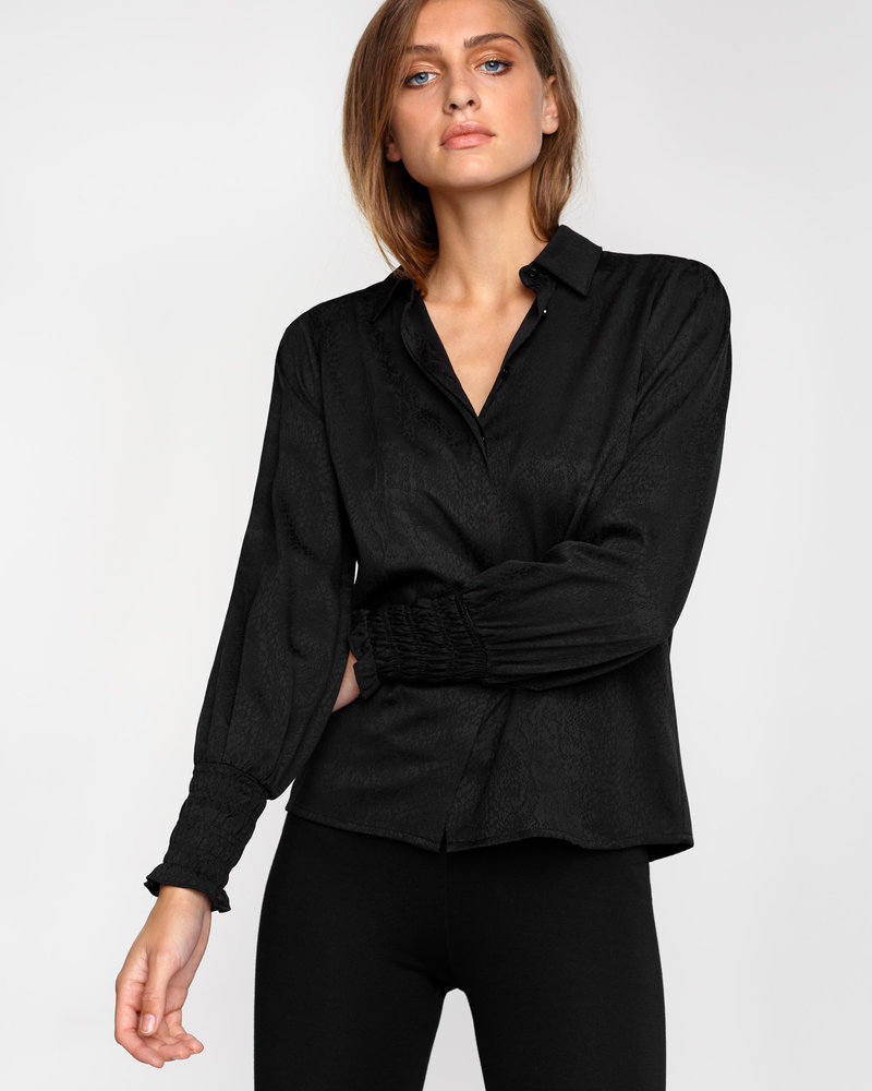ALIX The Label Alix the label Animal blouse