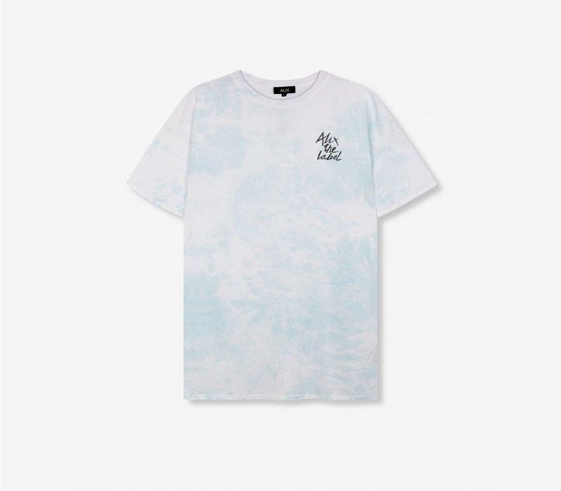 Alix Tie dye long t-shirt