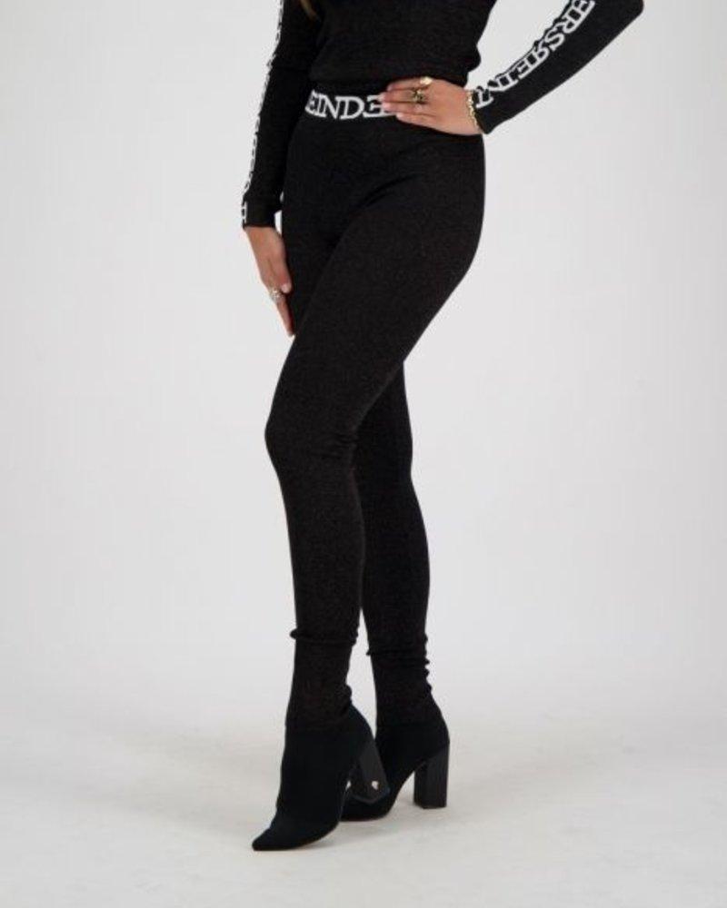 REINDERS Reinders Tight Lurex pants W2052L