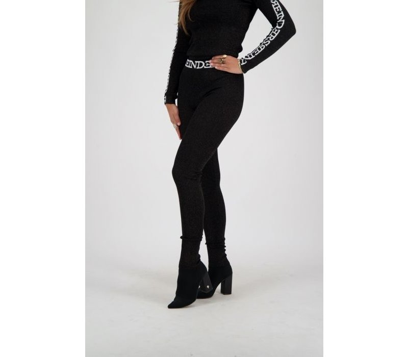 Reinders Tight Lurex pants W2052L