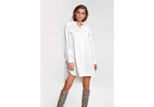 ALIX The Label Alix satin blouse 205942711