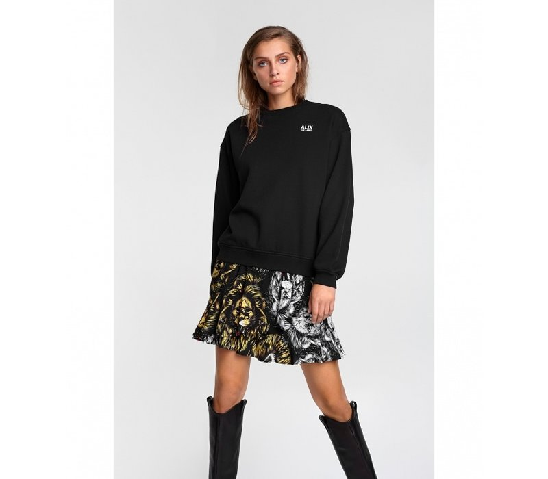 Alix Lion ruffle skirt 205248699