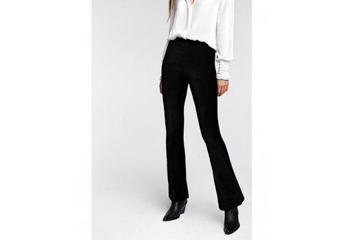 ALIX The Label Alix velvet flaired pants 205135311