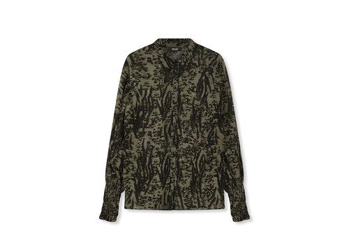 ALIX The Label Alix the label Animal blouse
