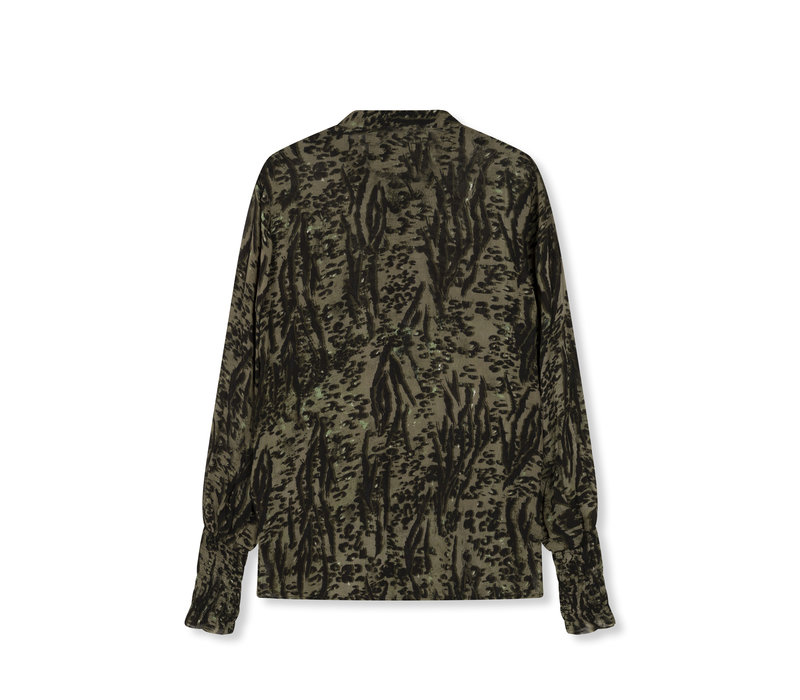 Alix the label Animal blouse 205949726