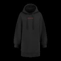 Kate Moss Panther hoodie dress N5-438
