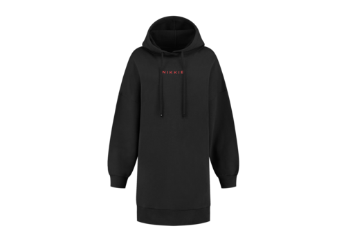 NIKKIE Selected by Kate Moss Kate Moss Panther hoodie dress N5-438