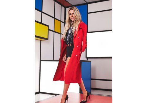 NIKKIE Selected by Kate Moss Nikkie Lizzy trenchcoat