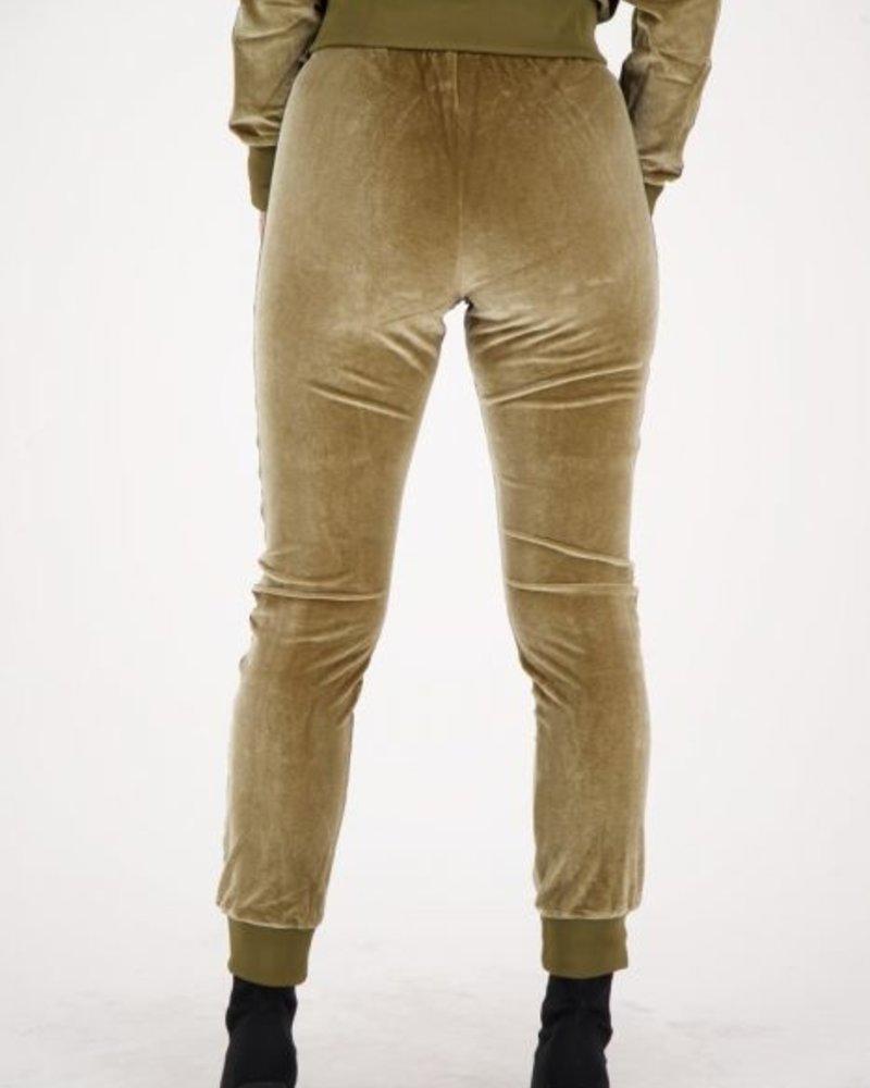 REINDERS Reinders tracking pants velvet w601A
