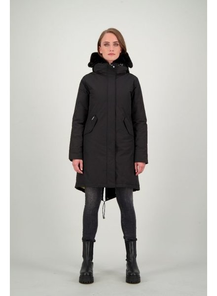 Airforce Airforce  double zip fishtail