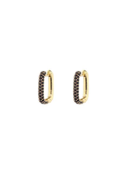 Juli Dans Jewels Juli dans merci 2 cm Earrings