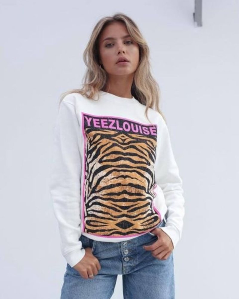 Yeeze Louise YeezLouise Tiger sweat