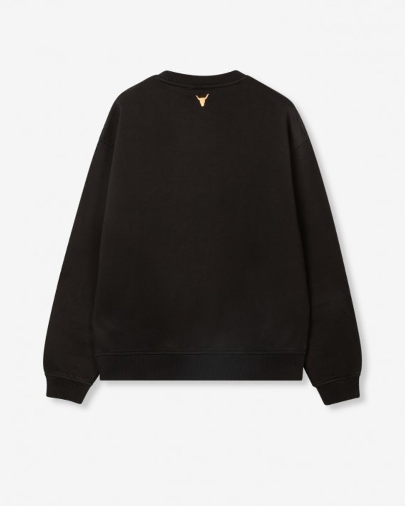ALIX The Label Alix  the label foiled sweater 207893818