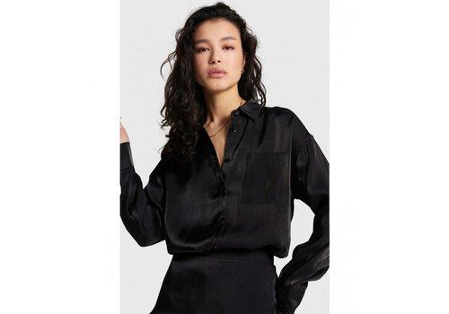 ALIX The Label Alix the label  subtle shine blouse