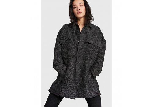 ALIX The Label Alix lurex tweed jacket 207402780