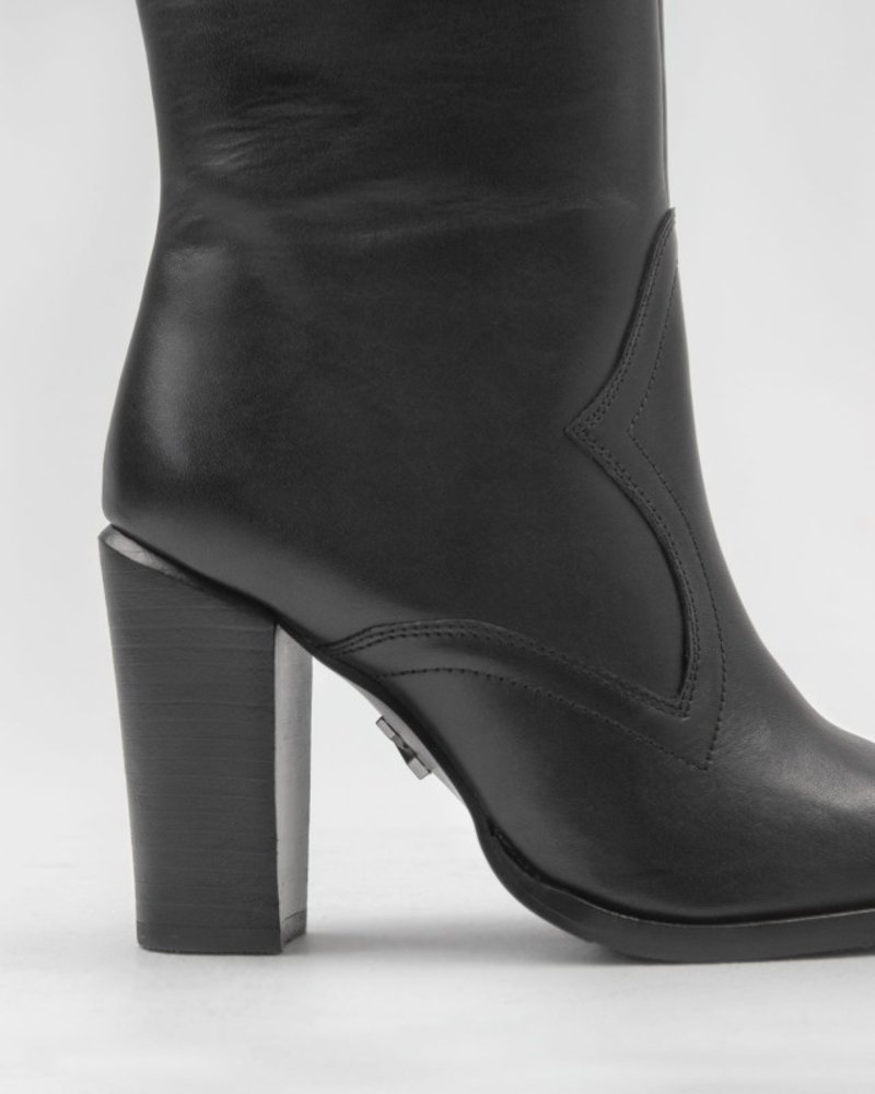 Bronx Bronx Cow Vintage Oily Boots 14165-B