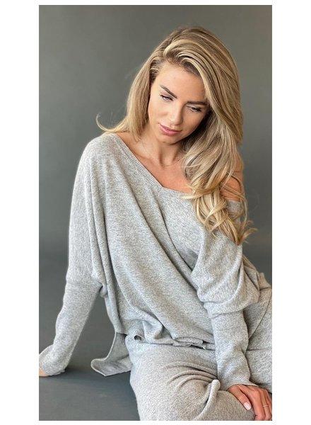 Est'Seven Ayden Cashmere Sweater