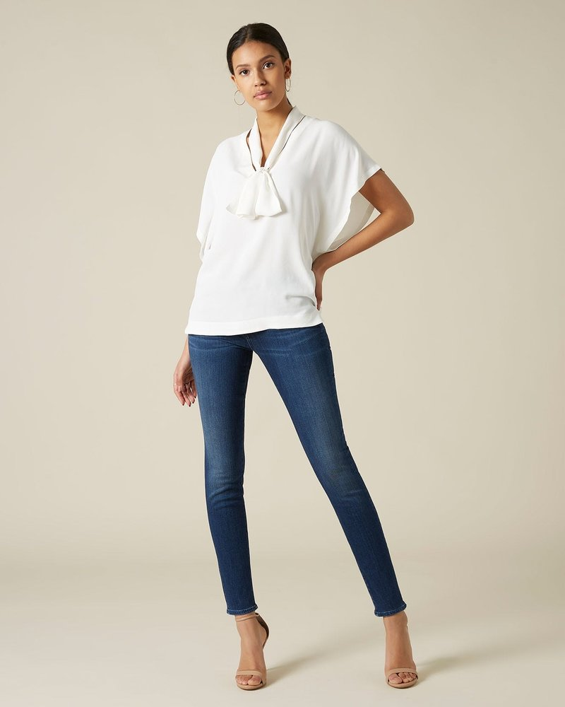 7 for all mankind Seven the skinny slim illusion luxe los Felix