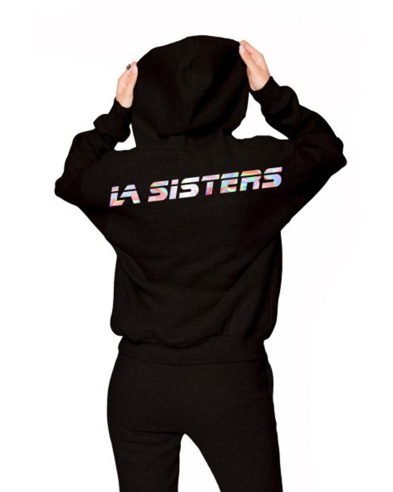 La Sisters LA Sisters Hologram Hoodie