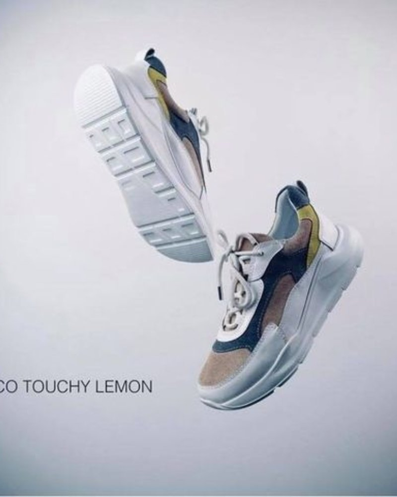 H32 Sneakers Coco touchy lemon
