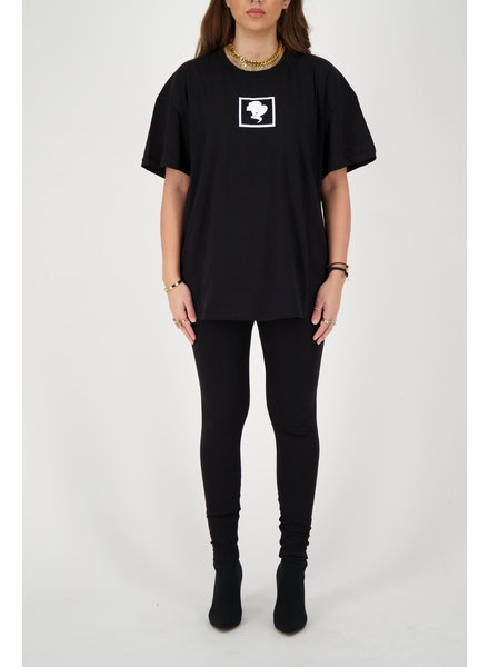 REINDERS Reinders Headlogo square t-shirt W2331