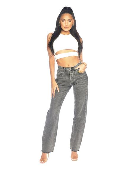La Sisters La Sisters  Straight leg jeans
