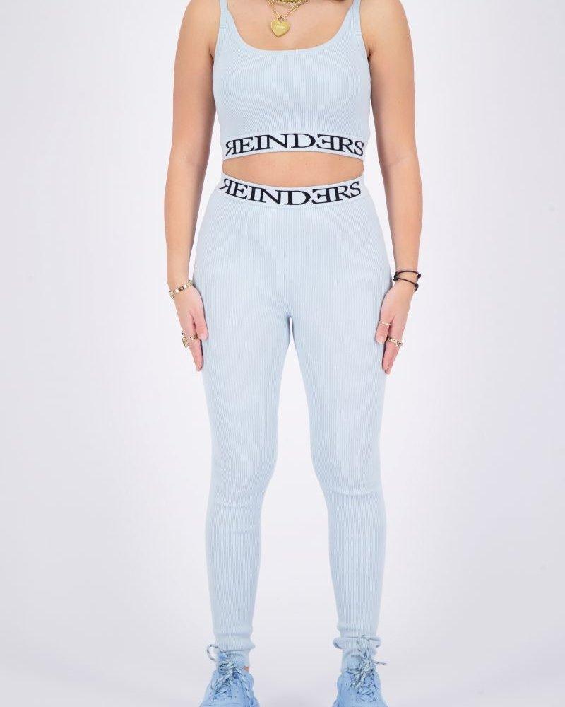 REINDERS Reinders twin set pants intarsia W2031