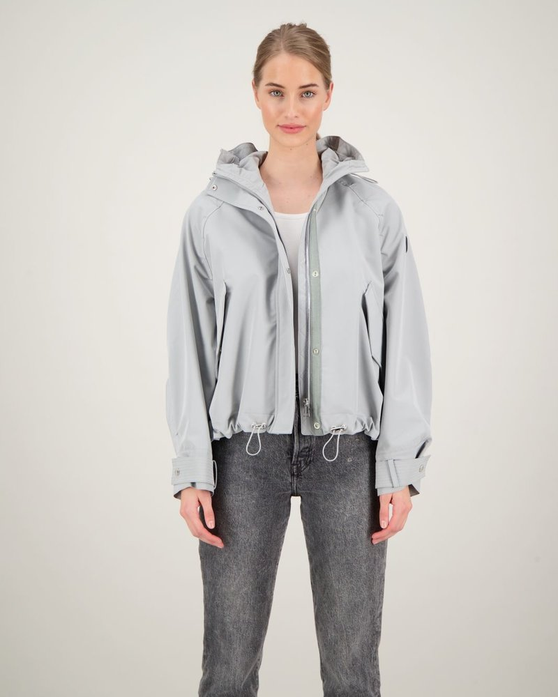 Airforce Airforce oversized softshell jacket FRW0712