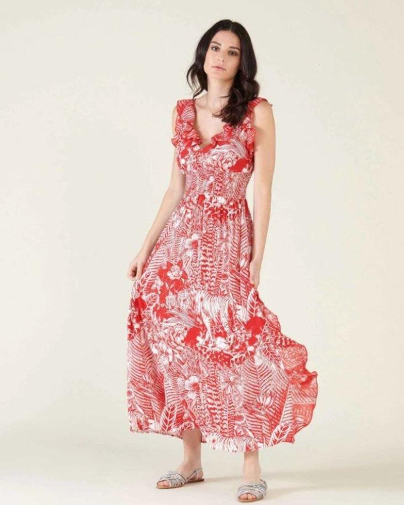 Silvian Heach Silvian Heach Sirius long dress