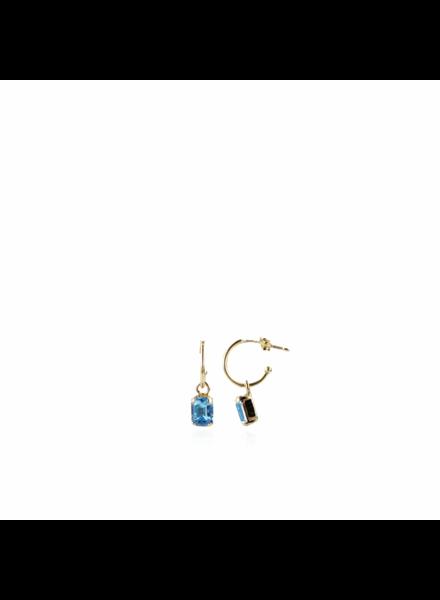 LOTT. GIOIELLI Lott Gioielli  Swarovski square pendant