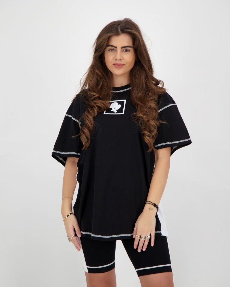 REINDERS Reinders t-shirt oversized W2330