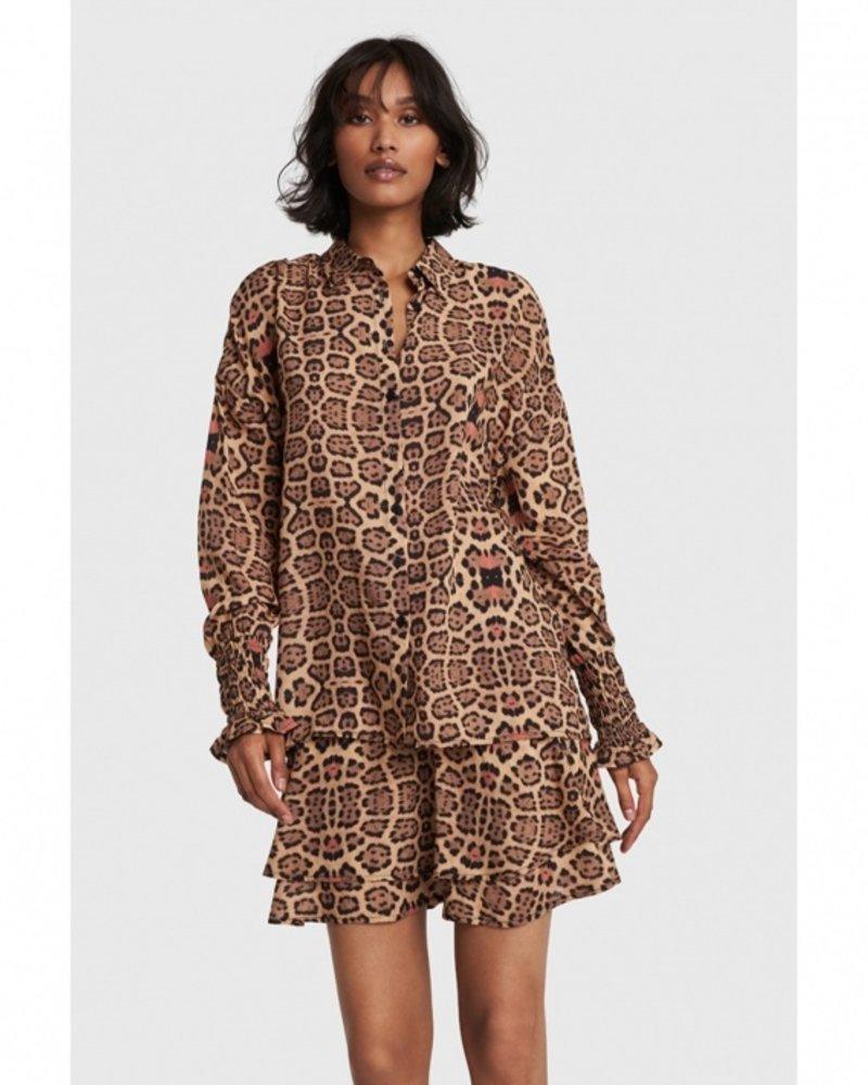 ALIX The Label Alix  jacquard blouse 2103935832