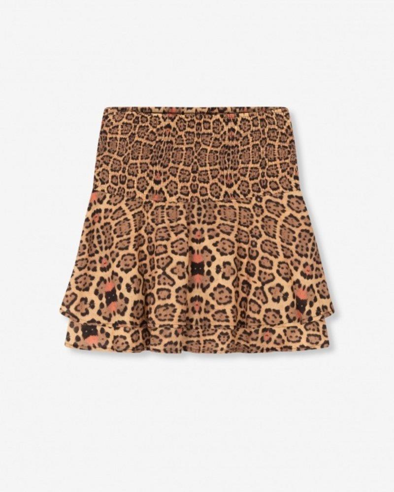 ALIX The Label Alix jacquar short skirt