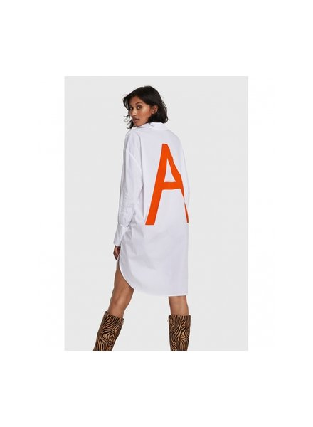 ALIX The Label Alix oversized A long blouse 2103908957