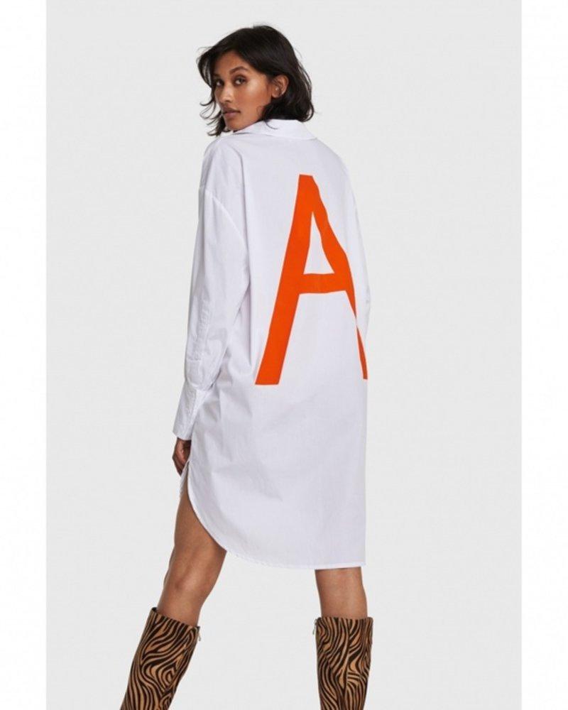 ALIX The Label Alix oversized A long blouse 2103908957
