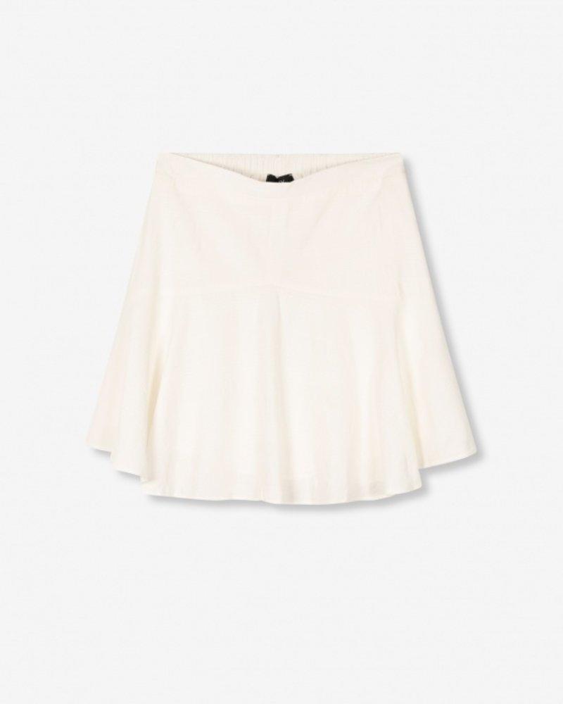 ALIX The Label Alix seer sucker stripe skirt 2103265911