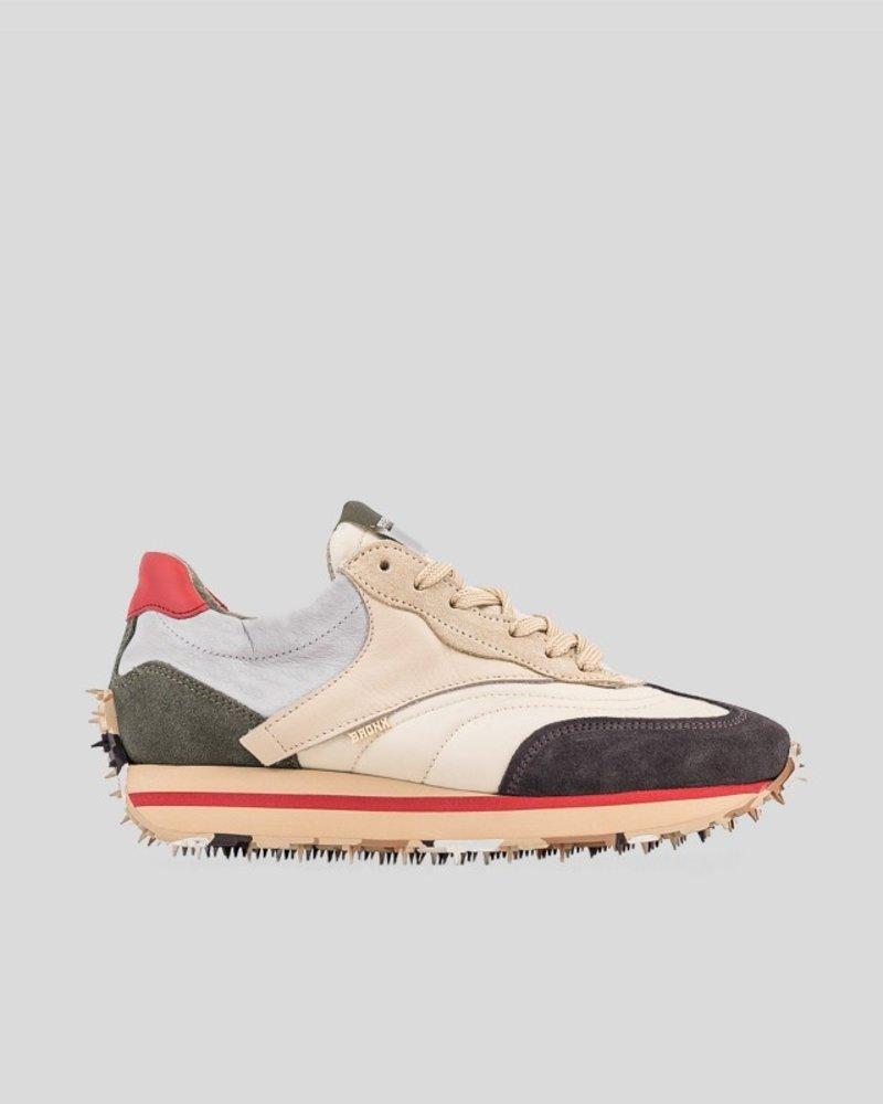 Bronx Bronx low shoe leat 66373-CA-126