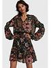 ALIX The Label Alix multi colour chiffon blouse 2103975882