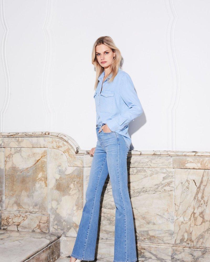Homage Homage Jane flared jeans