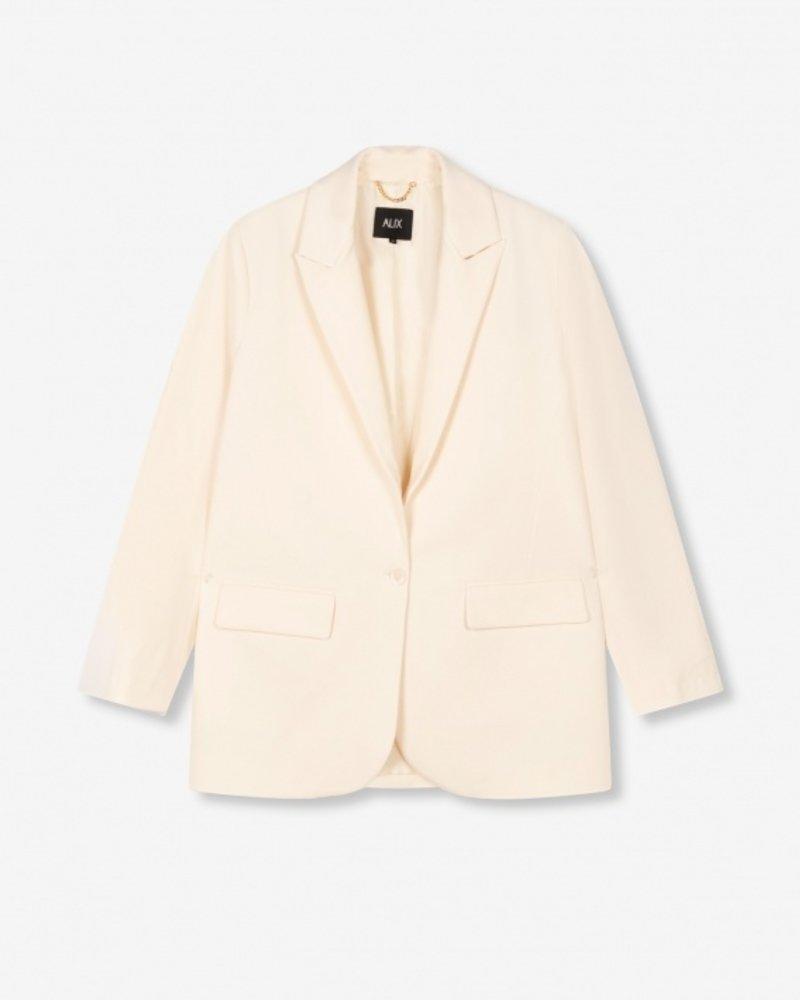 ALIX The Label Alix oversized stretch blazer 2103452922
