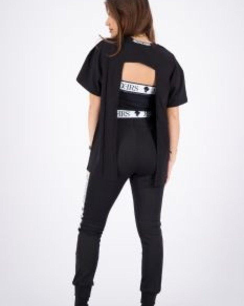 REINDERS Reinders t-shirt open back W2349