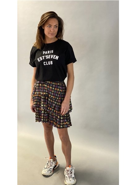 Est'Seven Est seven Etoile skirt short