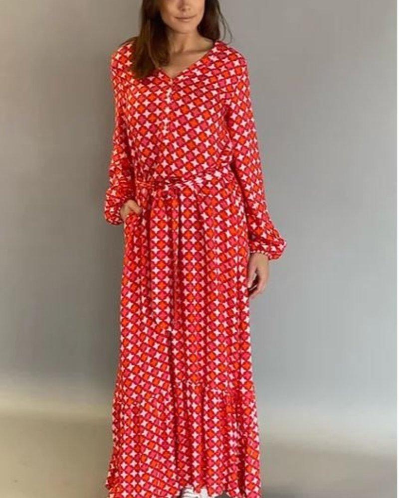 Est Seven Paris Dress