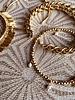 Lott bracelet new diam with pearls