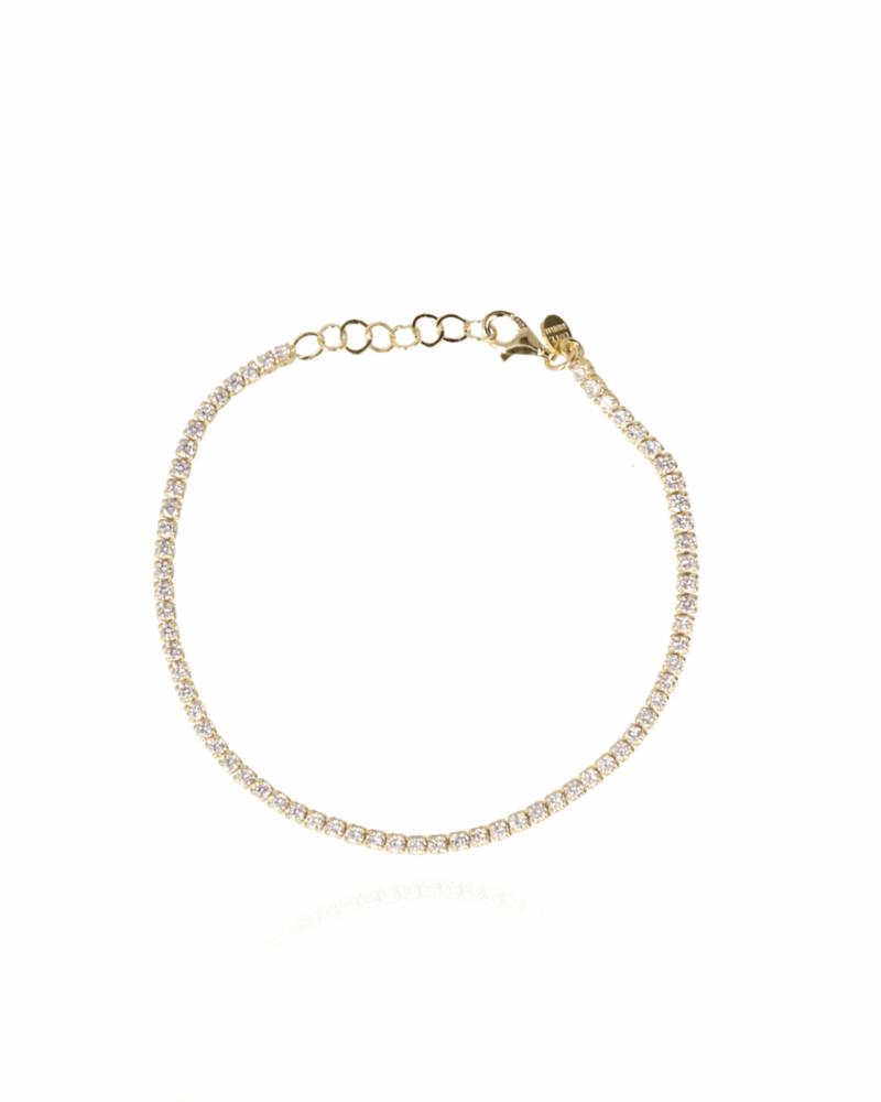 LOTT. GIOIELLI Lott bracelet zirconias