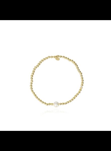 LOTT. GIOIELLI Lott bracelet elastic pearl