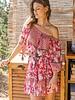 Miss june Miss j́une dress Dhalia